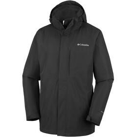Columbia Forest Park Jacket Men Black